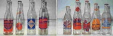 Selections from Weide's ACL soda collection