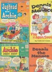 Archie, Dennis the Menace and other comics