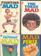 Mad Books and Magazines