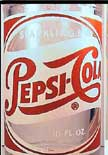 Pic. of 10 oz. Pepsi-Cola bottle