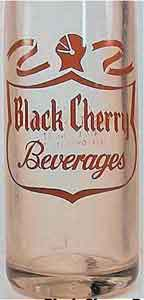 Pic. of Black Cherry Beverages bottle