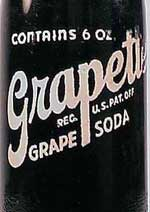 Pic. of 1946 Grapette bottle