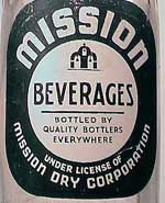 Pic. of Dr. Pepper Co. Mission bottle