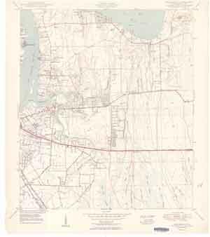 USGS Arlington 1950 Quadrangle