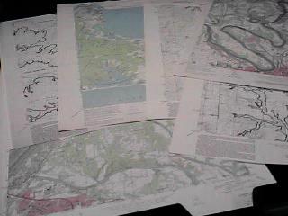 7 1/2 min. Topographic Quadrangles